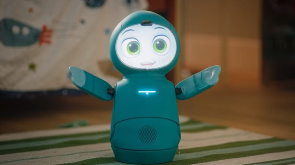 moxie-social-robot