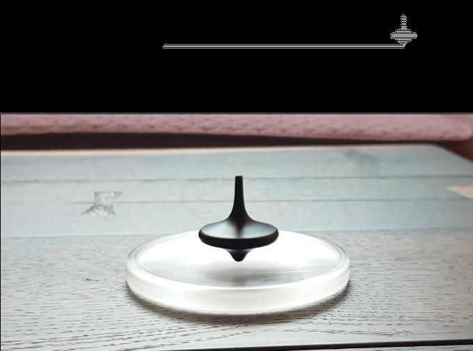 LIMBO Spinning top