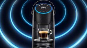 voice command coffee machine