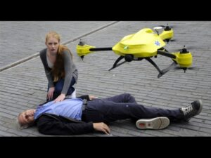 ambulance drone netherlands